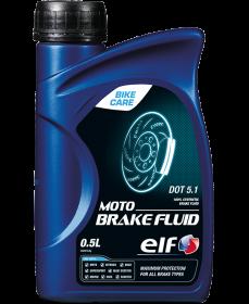 тормозная жидкость MOTO BRAKE FLUID DOT 5.1