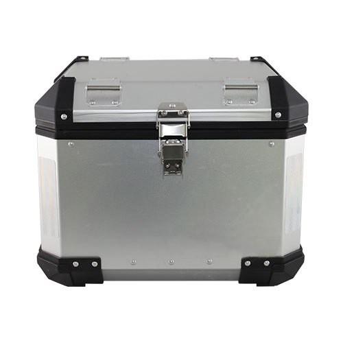 Центральный кофр + багажник для Triumph tiger 800