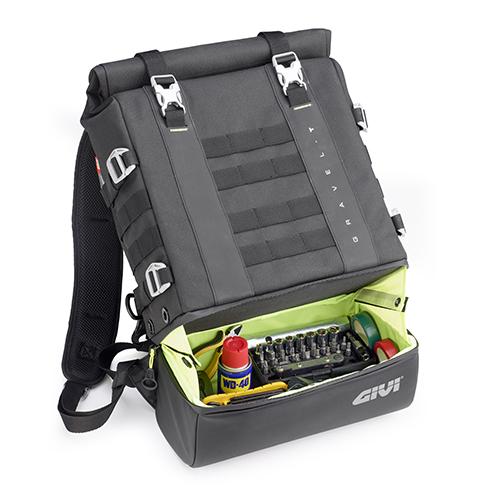 GIVI Рюкзак водонепроницемый Gravel-T 25л