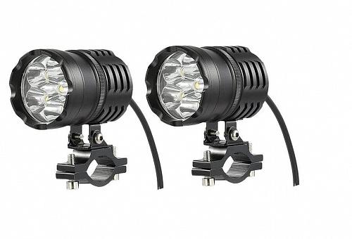 Дополнительный свет для мотоцикла 60W